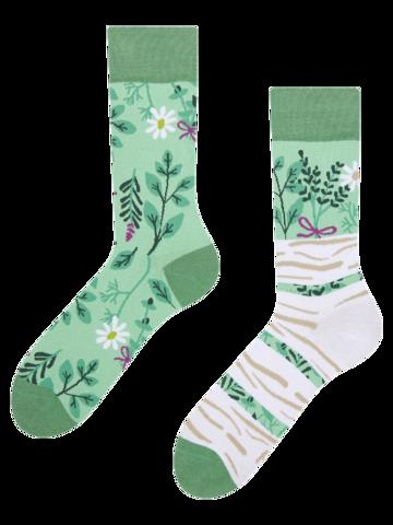 Geschenktipp Lustige Socken Kräuter