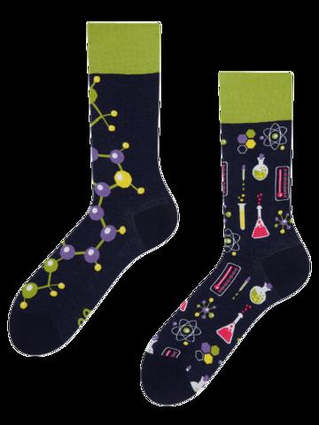Tip na dárek Veselé ponožky Chemie