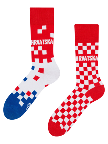 Pre dokonalý a originálny outfit Regular Socks Croatia