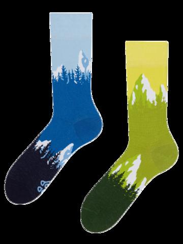 Sale Regular Socks  Mountain