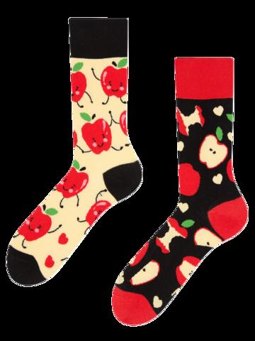 Lifestyle foto Veselé ponožky Jablká