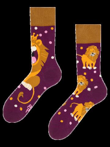 Lifestyle photo Regular Socks King of the Jungle