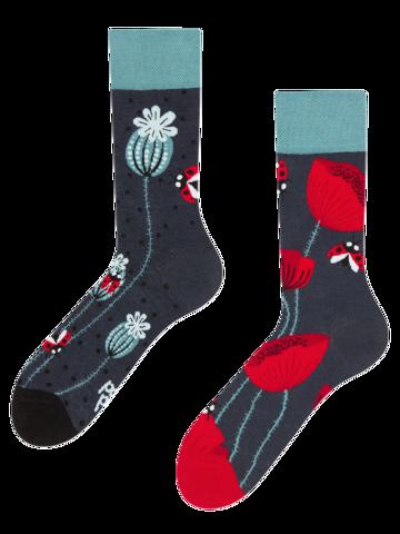 Výpredaj Весели чорапи Калинки и макове