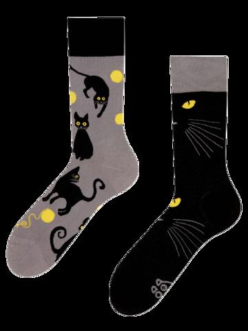 Tip na darček Veselé ponožky Mačky
