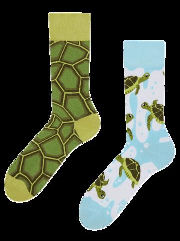 Sleva Veselé ponožky Mořské želvy