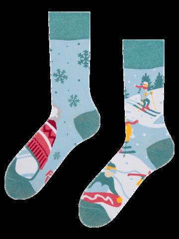 Lifestyle photo Regular Socks Ski Slopes