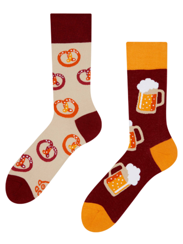Výjimečný dárek od Dedoles Veselé ponožky Pivo