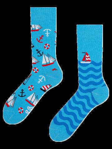 Gift idea Regular Socks Sailing
