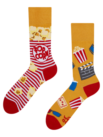 Looking for an original and unusual gift? The gifted person will surely surprise with Regular Socks PopCorn