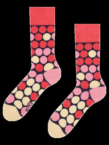 Potešte sa týmto kúskom Dedoles Regular Socks Pink Beehive