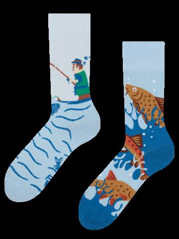 Potešte sa týmto kúskom Dedoles Vesele čarape Ribolov