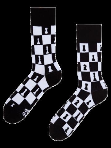 Bereiten Sie sich Freude mit diesem Dedoles-Stück Lustige Socken Schach