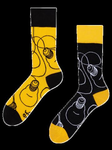 Ausverkauf Lustige Socken Licht