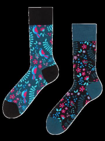 Výpredaj Veselé ponožky Tajná záhrada
