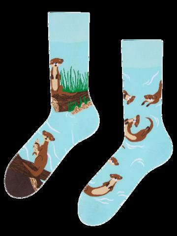Výpredaj Весели чорапи Видри
