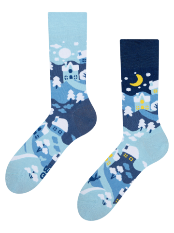Pre dokonalý a originálny outfit Regular Socks Winter Country