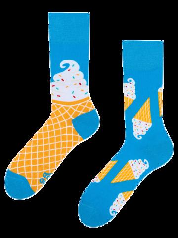 Lifestyle photo Regular Socks Ice Cream