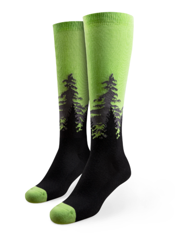 Potešte sa týmto kúskom Dedoles Running Compression Socks Forest