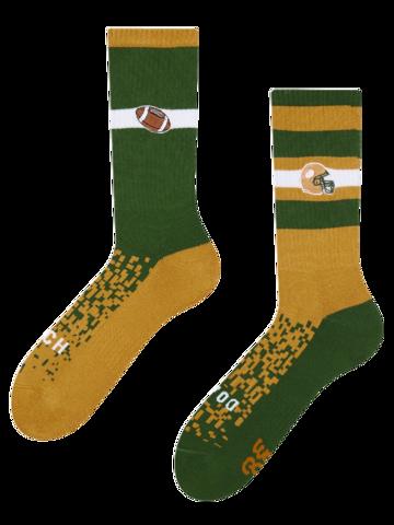 Obrázok produktu Veselé športové ponožky Americký futbal