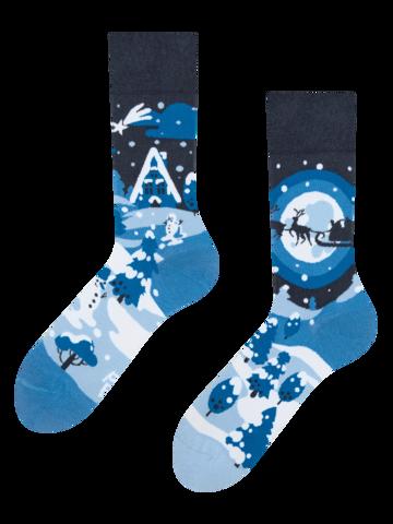 Geschenktipp Lustige Socken Winter