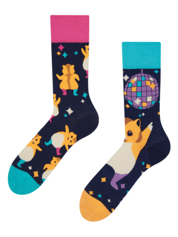 Gift idea Regular Socks Party Hamsters