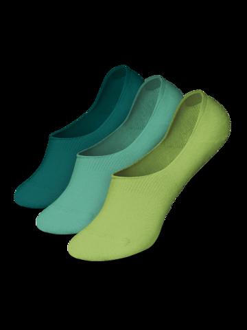 Obrázok produktu Trojbalenie bavlnených ťapiek Polodrahokam