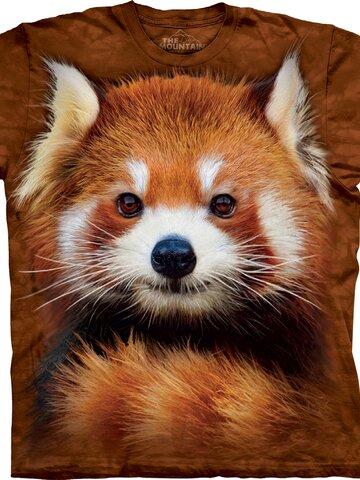 Tip na dárek Tričko Červená panda