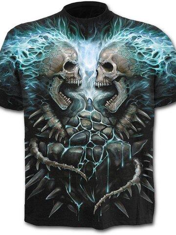 Potešte sa týmto kúskom Dedoles T-shirt Blue Flame