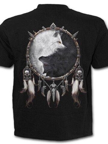 Tip na darček T-shirt Wolf's Face