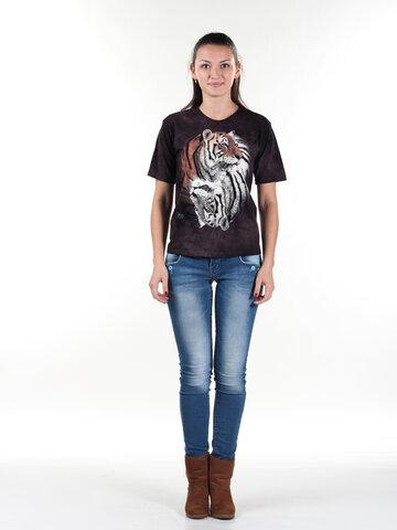 Výpredaj Tričko Jing Jang tigre - detské