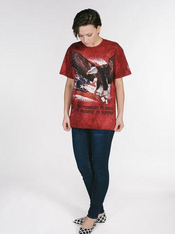 Hľadáte originálny a nezvyčajný darček? Obdarovaného zaručene prekvapí T-shirt War Eagle
