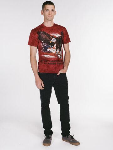 Potešte sa týmto kúskom Dedoles T-shirt War Eagle