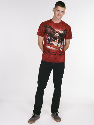 Zdjęcie lifestyle T-shirt War Eagle