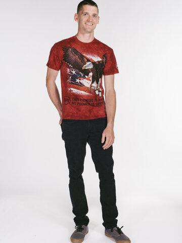 Dedoles oryginalny prezent T-shirt War Eagle