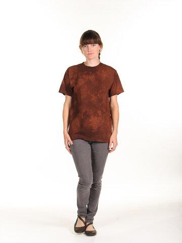Potešte sa týmto kúskom Dedoles Hnedé tričko