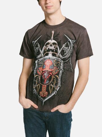 Cadou original de la Dedoles Tricou Dragon Shield