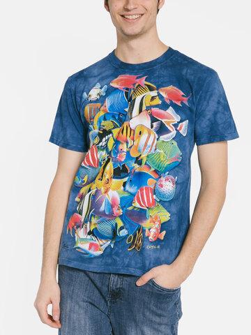 Foto T-Shirt Tropische Fische