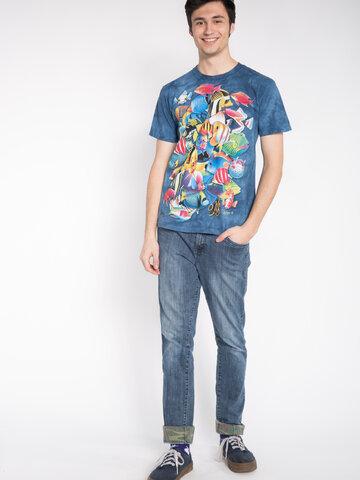 Geschenktipp T-Shirt Tropische Fische