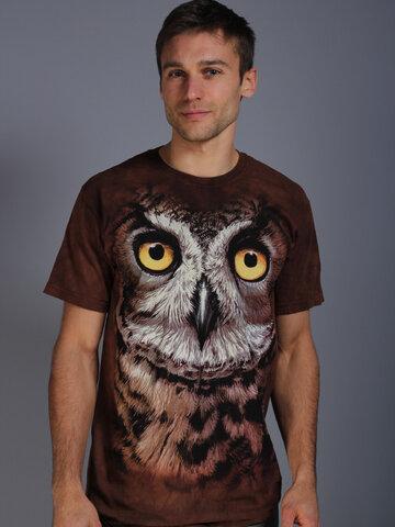 Dedoles oryginalny prezent Great Horned Owl Adult
