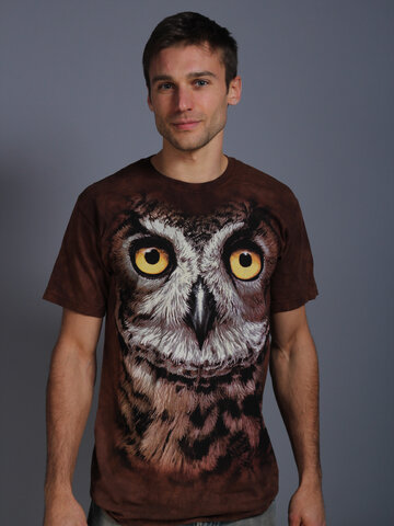Zdjęcie lifestyle Great Horned Owl Adult