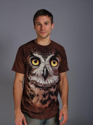 Pomysły na prezenty Great Horned Owl Adult