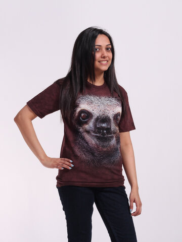 Foto Sloth Face Adult