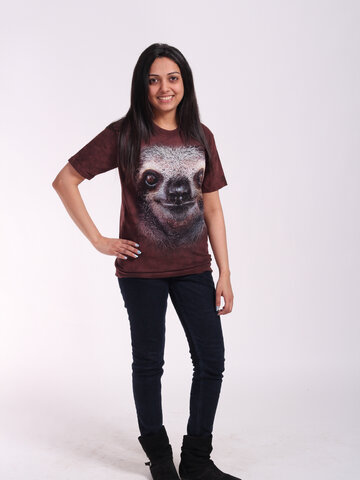 Hľadáte originálny a nezvyčajný darček? Obdarovaného zaručene prekvapí Sloth Face Adult