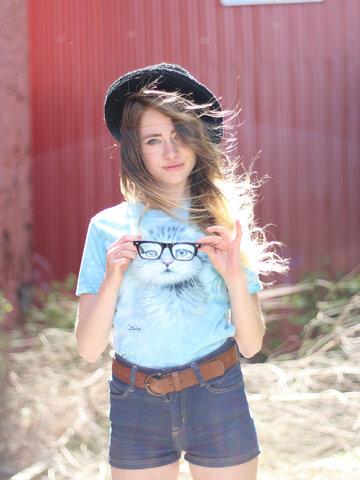 Pre dokonalý a originálny outfit Blue Eyed Kitten Adult
