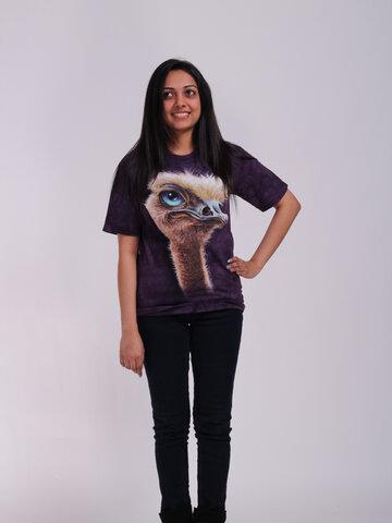 ZNIŻKA Ostrich Totem Adult
