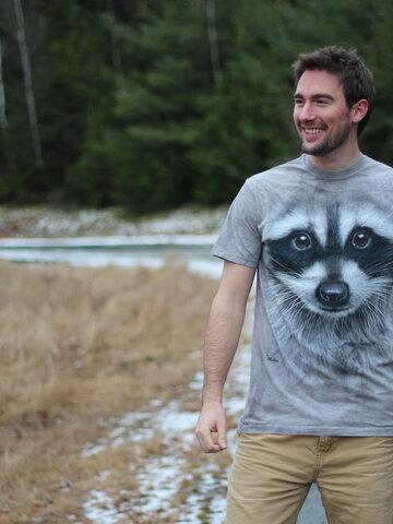 Obrázok produktu Tričko Tvár medvedík čistotný