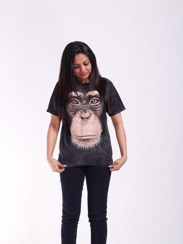 Výpredaj Tričko Tvár Opice