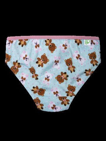 Výpredaj Živahne dekliške hlačke Medvedek