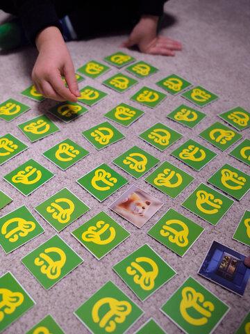 Bereiten Sie sich Freude mit diesem Dedoles-Stück Lustiges Memory-Spiel Dedoles-Hamster
