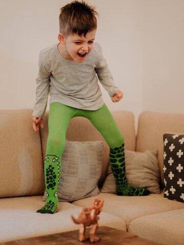 Potešte sa týmto kúskom Dedoles Весел детски чорапогащник Крокодил